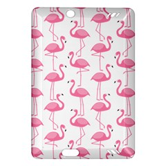 Pink Flamingos Pattern Amazon Kindle Fire Hd (2013) Hardshell Case