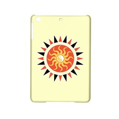 Yin Yang Sunshine Ipad Mini 2 Hardshell Cases by linceazul