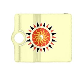 Yin Yang Sunshine Kindle Fire Hdx 8 9  Flip 360 Case by linceazul