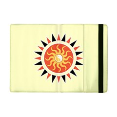 Yin Yang Sunshine Ipad Mini 2 Flip Cases by linceazul