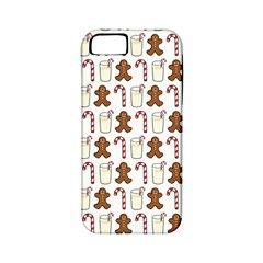Christmas Trio Pattern Apple Iphone 5 Classic Hardshell Case (pc+silicone)