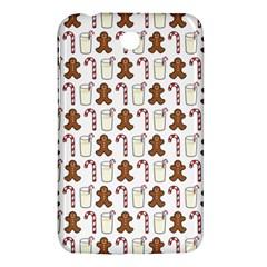 Christmas Trio Pattern Samsung Galaxy Tab 3 (7 ) P3200 Hardshell Case