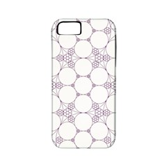 Density Multi Dimensional Gravity Analogy Fractal Circles Apple Iphone 5 Classic Hardshell Case (pc+silicone)