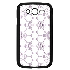 Density Multi Dimensional Gravity Analogy Fractal Circles Samsung Galaxy Grand Duos I9082 Case (black)
