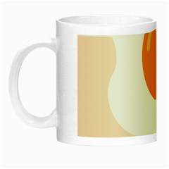 Egg Eating Chicken Omelette Food Night Luminous Mugs by Nexatart