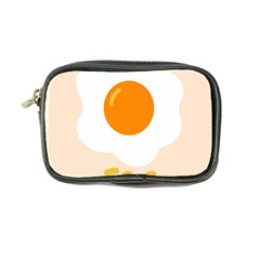 Egg Eating Chicken Omelette Food Coin Purse by Nexatart
