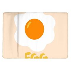 Egg Eating Chicken Omelette Food Samsung Galaxy Tab 10 1  P7500 Flip Case by Nexatart