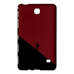 Walking Stairs Steps Person Step Samsung Galaxy Tab 4 (7 ) Hardshell Case