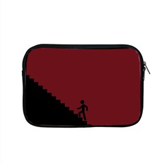 Walking Stairs Steps Person Step Apple Macbook Pro 15  Zipper Case by Nexatart