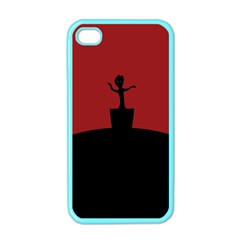 Baby Groot Guardians Of Galaxy Groot Apple Iphone 4 Case (color) by Nexatart