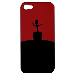 Baby Groot Guardians Of Galaxy Groot Apple Iphone 5 Hardshell Case by Nexatart