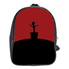 Baby Groot Guardians Of Galaxy Groot School Bags (xl)
