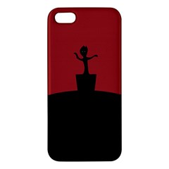 Baby Groot Guardians Of Galaxy Groot Iphone 5s/ Se Premium Hardshell Case by Nexatart
