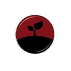 Plant Last Plant Red Nature Last Hat Clip Ball Marker (10 Pack)