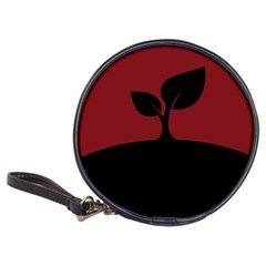 Plant Last Plant Red Nature Last Classic 20 Cd Wallets by Nexatart