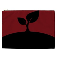 Plant Last Plant Red Nature Last Cosmetic Bag (xxl)