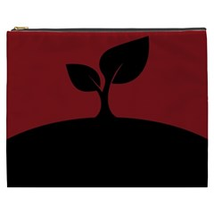 Plant Last Plant Red Nature Last Cosmetic Bag (xxxl)
