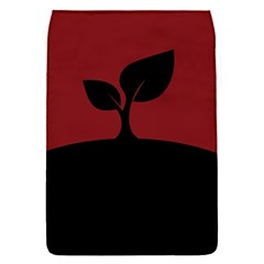 Plant Last Plant Red Nature Last Flap Covers (s)  by Nexatart