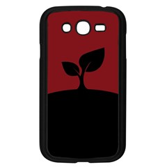 Plant Last Plant Red Nature Last Samsung Galaxy Grand Duos I9082 Case (black) by Nexatart
