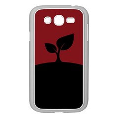 Plant Last Plant Red Nature Last Samsung Galaxy Grand Duos I9082 Case (white)