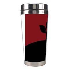 Plant Last Plant Red Nature Last Stainless Steel Travel Tumblers by Nexatart