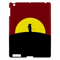 Samurai Warrior Japanese Sword Apple Ipad 3/4 Hardshell Case by Nexatart