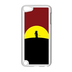 Samurai Warrior Japanese Sword Apple Ipod Touch 5 Case (white)
