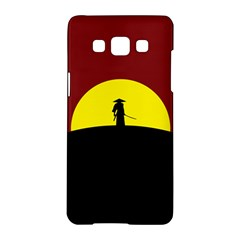 Samurai Warrior Japanese Sword Samsung Galaxy A5 Hardshell Case