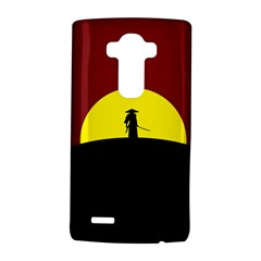 Samurai Warrior Japanese Sword Lg G4 Hardshell Case by Nexatart
