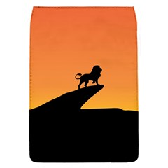 Lion Sunset Wildlife Animals King Flap Covers (s)  by Nexatart