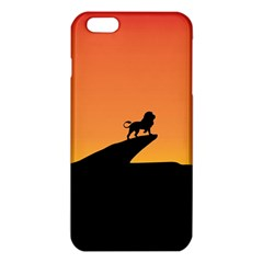 Lion Sunset Wildlife Animals King Iphone 6 Plus/6s Plus Tpu Case