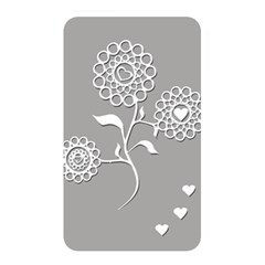 Flower Heart Plant Symbol Love Memory Card Reader by Nexatart