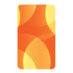 Abstract Orange Yellow Red Color Memory Card Reader