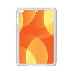 Abstract Orange Yellow Red Color Ipad Mini 2 Enamel Coated Cases by Nexatart