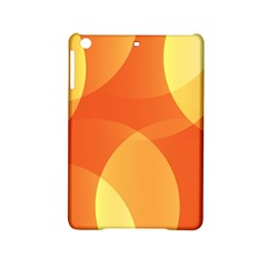 Abstract Orange Yellow Red Color Ipad Mini 2 Hardshell Cases by Nexatart