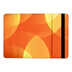 Abstract Orange Yellow Red Color Samsung Galaxy Tab Pro 10 1  Flip Case