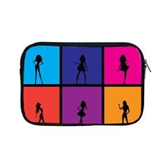 Girls Fashion Fashion Girl Young Apple Ipad Mini Zipper Cases