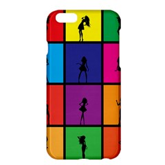 Girls Fashion Fashion Girl Young Apple Iphone 6 Plus/6s Plus Hardshell Case