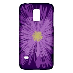 Purple Flower Floral Purple Flowers Galaxy S5 Mini