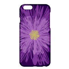 Purple Flower Floral Purple Flowers Apple Iphone 6 Plus/6s Plus Hardshell Case