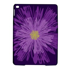 Purple Flower Floral Purple Flowers Ipad Air 2 Hardshell Cases