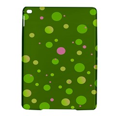 Decorative Dots Pattern Ipad Air 2 Hardshell Cases by ValentinaDesign