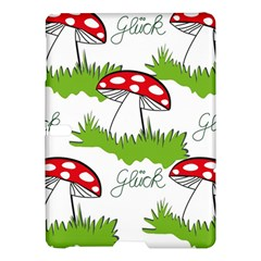 Mushroom Luck Fly Agaric Lucky Guy Samsung Galaxy Tab S (10 5 ) Hardshell Case