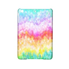 Rainbow Pontilism Background Ipad Mini 2 Hardshell Cases