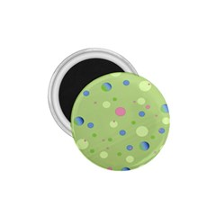 Decorative Dots Pattern 1 75  Magnets by ValentinaDesign