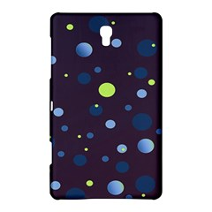 Decorative Dots Pattern Samsung Galaxy Tab S (8 4 ) Hardshell Case  by ValentinaDesign