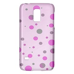 Decorative Dots Pattern Galaxy S5 Mini by ValentinaDesign