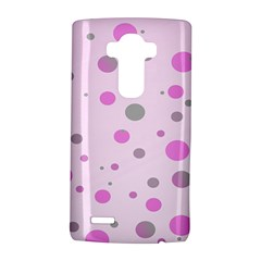 Decorative Dots Pattern Lg G4 Hardshell Case by ValentinaDesign