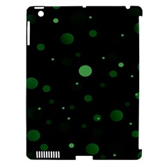Decorative Dots Pattern Apple Ipad 3/4 Hardshell Case (compatible With Smart Cover) by ValentinaDesign