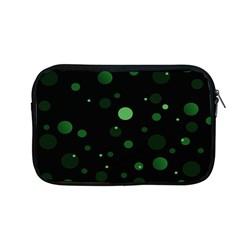 Decorative Dots Pattern Apple Macbook Pro 13  Zipper Case by ValentinaDesign